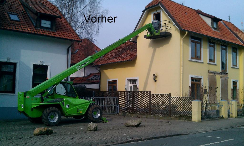 Anbau & Umbau